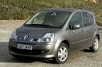 Car specs and fuel consumption for Renault Modus
