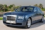 Car specs and fuel consumption for Rolls-Royce Ghost