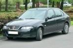 Car specs and fuel consumption for Rover 400