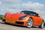 Car specs and fuel consumption for TVR Sagaris