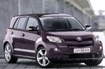Car specs and fuel consumption for Toyota Urban Cruiser