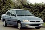 Car specs and fuel consumption for Ford Escort