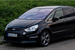 Car specs and fuel consumption for Ford S-MAX