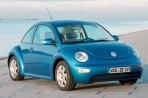 Car specs and fuel consumption for Volkswagen New Beetle