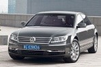 Car specs and fuel consumption for Volkswagen Phaeton