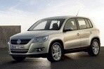 Car specs and fuel consumption for Volkswagen Tiguan