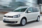 Car specs and fuel consumption for Volkswagen Touran