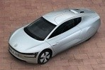 Car specs and fuel consumption for Volkswagen XL1