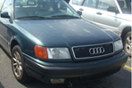 Car specs and fuel consumption for Audi 100