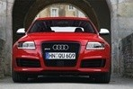 Car specs and fuel consumption for Audi RS6
