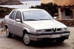 Car specs and fuel consumption for Alfa Romeo 155