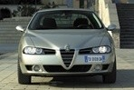 Car specs and fuel consumption for Alfa Romeo 156