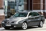 Car specs and fuel consumption for Alfa Romeo 166
