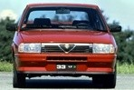 Car specs and fuel consumption for Alfa Romeo 33