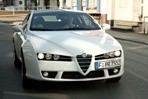 Car specs and fuel consumption for Alfa Romeo Brera