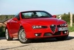 Car specs and fuel consumption for Alfa Romeo Spider