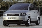 Car specs and fuel consumption for Audi A2