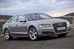 Car specs and fuel consumption for Audi A8
