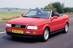 Car specs and fuel consumption for Audi Cabriolet