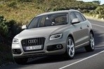 Car specs and fuel consumption for Audi Q5