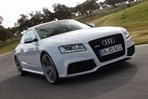 Car specs and fuel consumption for Audi RS5