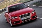 Car specs and fuel consumption for Audi S4