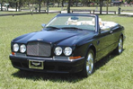 Car specs and fuel consumption for Bentley Azure