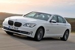 Car specs and fuel consumption for BMW 7- series
