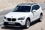 Car specs and fuel consumption for BMW X1