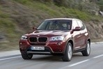 Car specs and fuel consumption for BMW X3