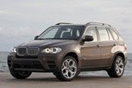 Car specs and fuel consumption for BMW X5