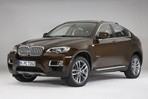 Car specs and fuel consumption for BMW X6