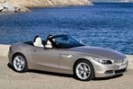 Car specs and fuel consumption for BMW Z4