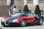 Car specs and fuel consumption for Bugatti Veyron
