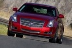 Car specs and fuel consumption for Cadillac CTS