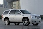 Car specs and fuel consumption for Cadillac Escalade