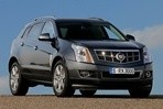 Car specs and fuel consumption for Cadillac SRX