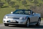Car specs and fuel consumption for Cadillac XLR