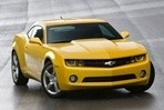 Car specs and fuel consumption for Chevrolet Camaro