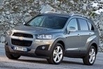 Car specs and fuel consumption for Chevrolet Captiva
