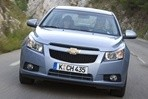 Car specs and fuel consumption for Chevrolet Cruze