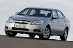 Car specs and fuel consumption for Chevrolet Epica