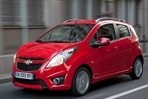 Car specs and fuel consumption for Chevrolet Spark