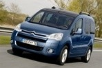Car specs and fuel consumption for Citroen Berlingo