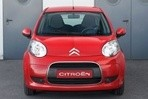 Car specs and fuel consumption for Citroen C1