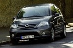 Car specs and fuel consumption for Citroen C3