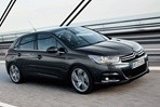 Car specs and fuel consumption for Citroen C4