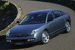 Car specs and fuel consumption for Citroen C6