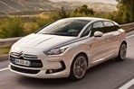 Car specs and fuel consumption for Citroen DS5