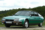 Car specs and fuel consumption for Citroen CX